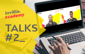 Invillia Academy Talks #2 – Saulo, Sérgio and new data-driven ideas