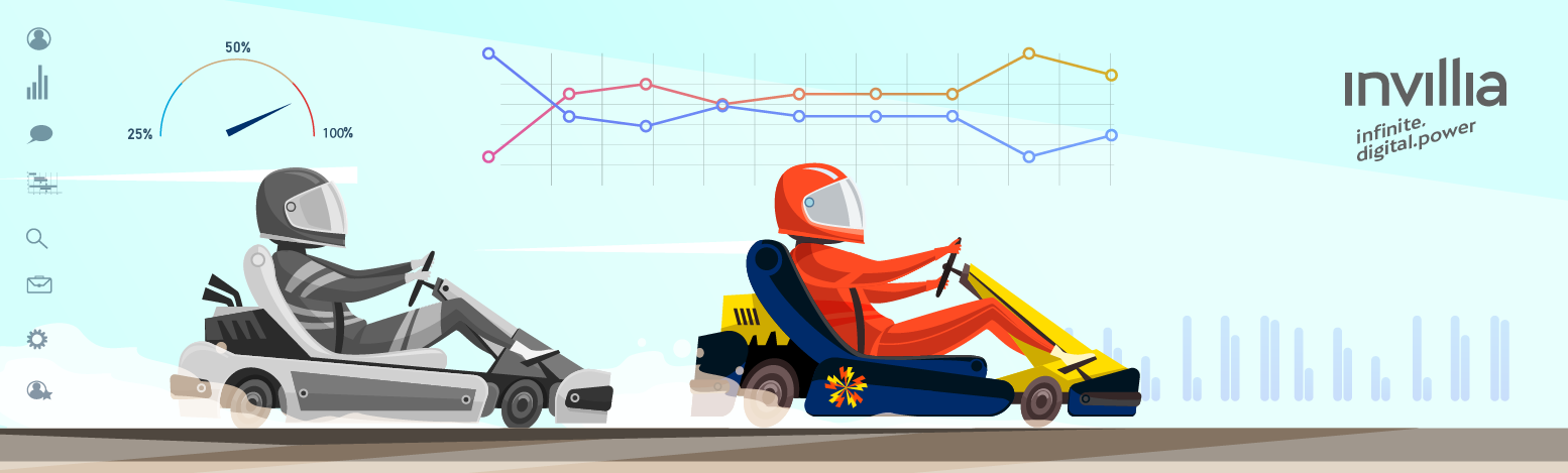 Accelerating digital innovation through a data-driven and anywhere-talents approach - what can we learn from karting?