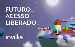 Estágio na Invillia será 100% remoto: da seleção ao treinamento, tudo acontecerá na plataforma InStation