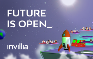 Invillia internship program is now 100% remote: from selection to training, everything happens on the InStation platform
