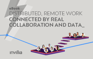 [eBook] Distributed, Remote Work Connected by Real Collaboration and Data
