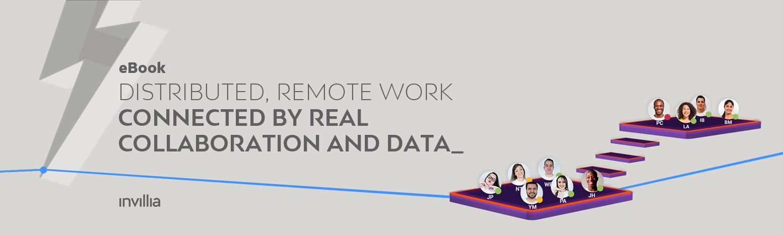 [e-Book] Trabalho remoto, distribuído, conectado por verdadeira colaboração e dados