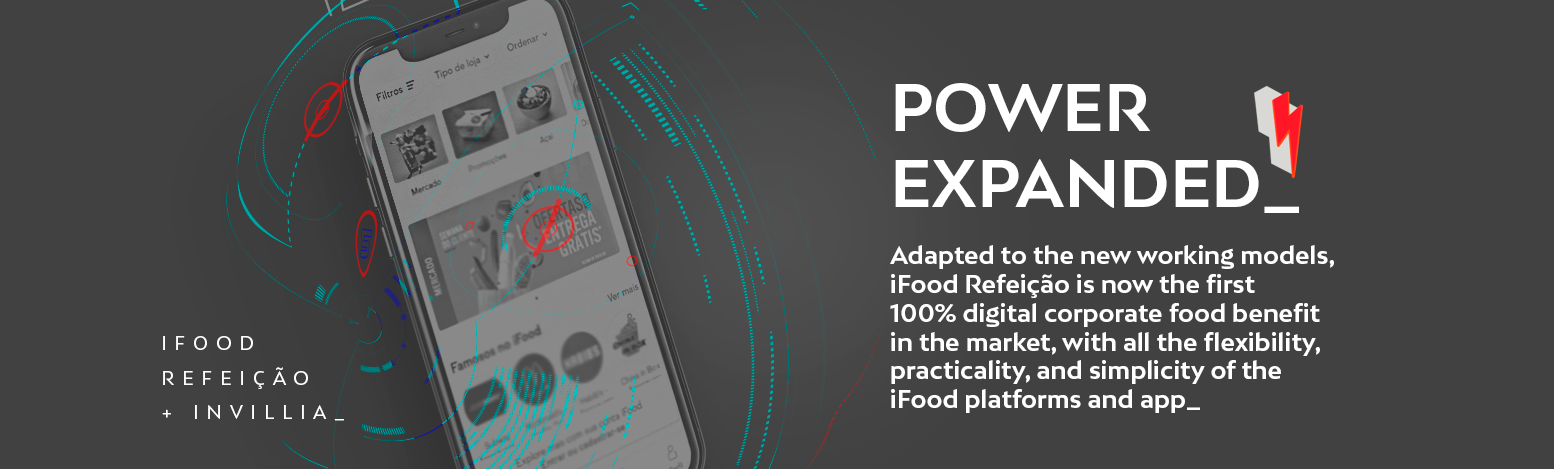 How is iFood revolutionizing corporate benefits with Invillia? A disruptive innovation story