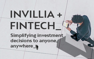 How is a FinTech changing the game of investment banking with Invillia? A cutting-edge mobile app story