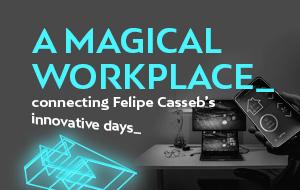 Um dia na minha vida conectada, por Felipe Casseb, Programador na Invillia