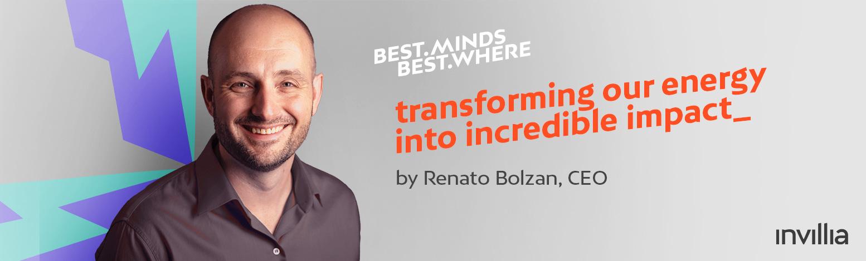 BestMinds, BestWhere with Renato Bolzan