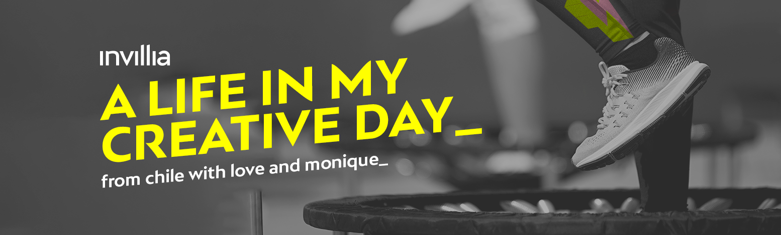 A day in my connected life, by Monique Rossomano