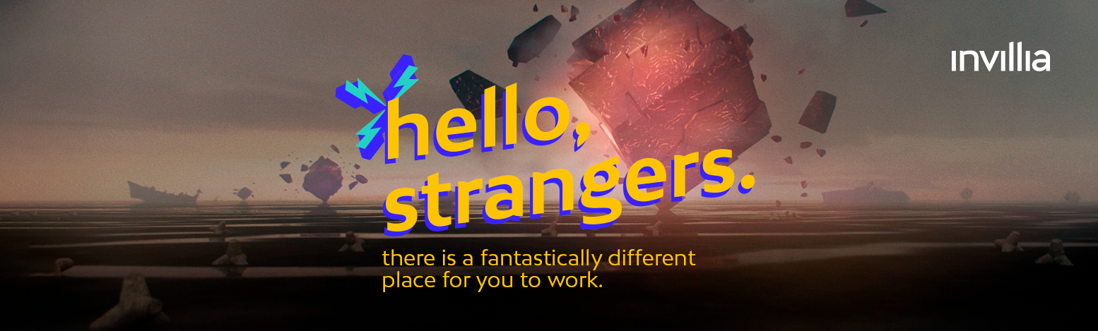 "In search of the incredibly talented, Invilla launches global initiative ""Hello, Strangers"""