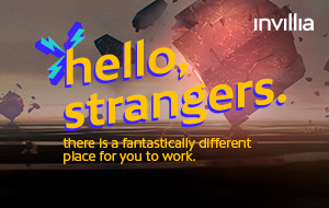 """In search of the incredibly talented, Invillia launches global initiative """"Hello, Strangers"""""""