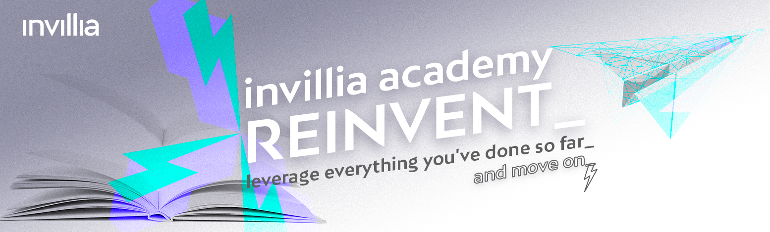 Invillia opens registration for Reinvent, a program dedicated to professionals who want to return to work in the tech sector
