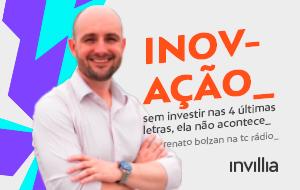 Renato Bolzan em entrevista à TC Rádio: inovação, talentos, game-changers e o futuro