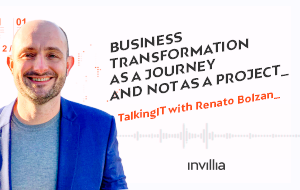 TalkingIT with Renato Bolzan: Leadership in Tech