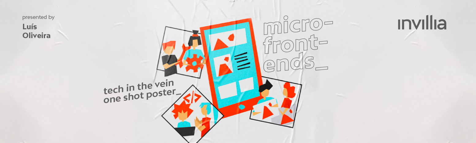 Tech in the vein_ Streamlining the development of modern apps with micro frontends