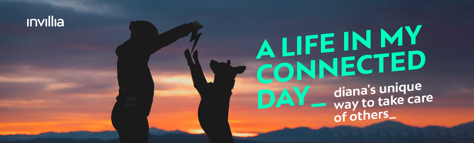 A day in my connected life, by Diana Santos