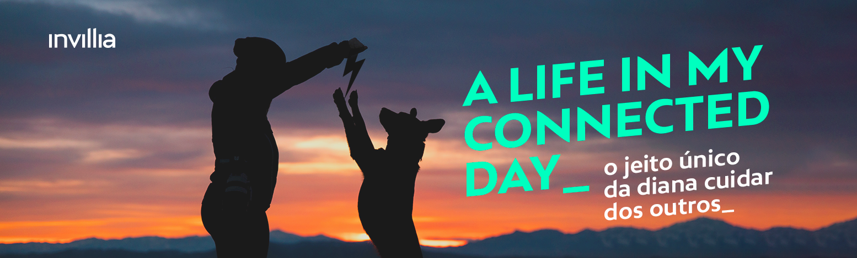 Um dia na minha vida conectada, por Diana Santos