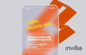 Inovar no mundo do iOS 15 e iPhone 13
