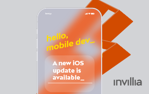 Innovating in the world of iOS 15 and iPhone 13