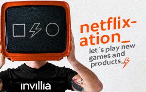 O Modelo Netflix de Construir Produto e o Jogo da Atenção